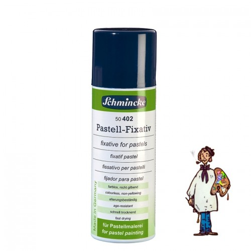FIJADOR SPRAY PARA PASTEL 300ml SCHMINCKE