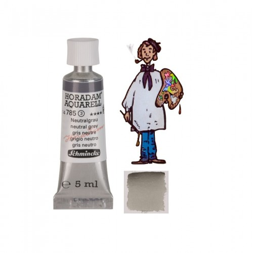 ACUARELA Horadam 5ml GRIS NEUTRO S3.-785