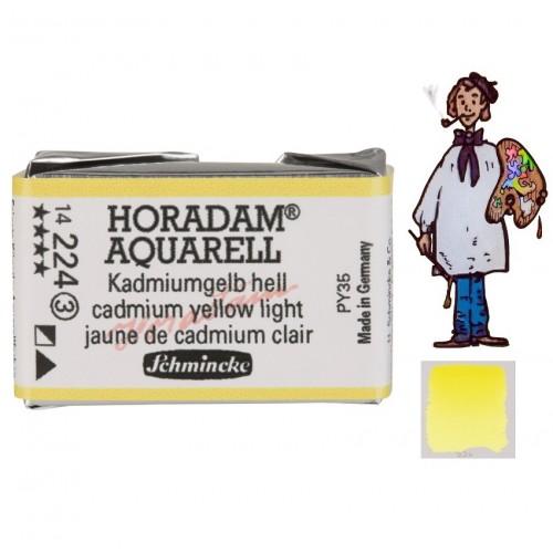ACUARELA Horadam Godet  S3 . AMARILLO CADMIO CLARO - 224