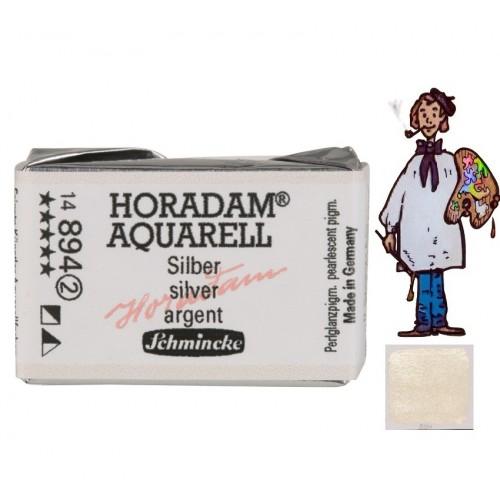 ACUARELA Horadam Godet PLATA S2. - 894