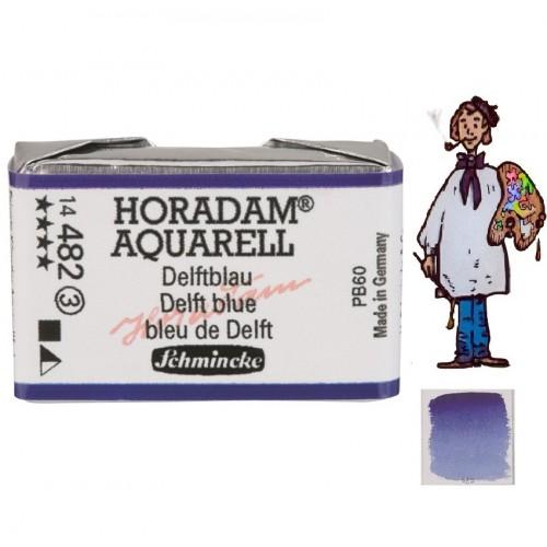 ACUARELA Horadam Godet S3 . AZUL DELFT- 482