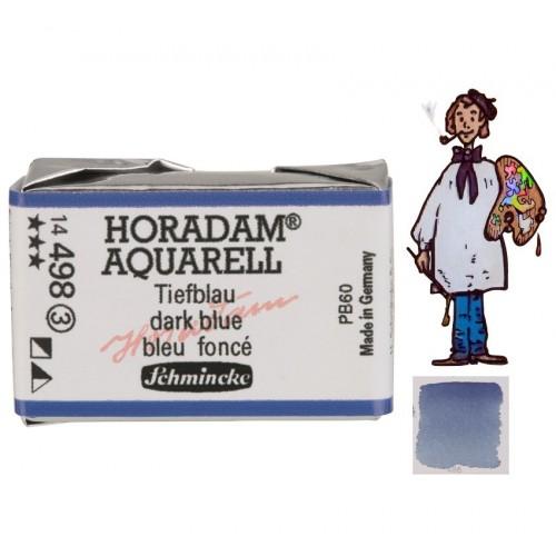 ACUARELA Horadam Godet AZUL  OSCURO S3.  - 498