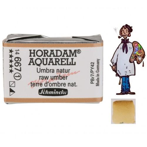 ACUARELA Horadam Godet  S1 . SOMBRA NATURAL- 667