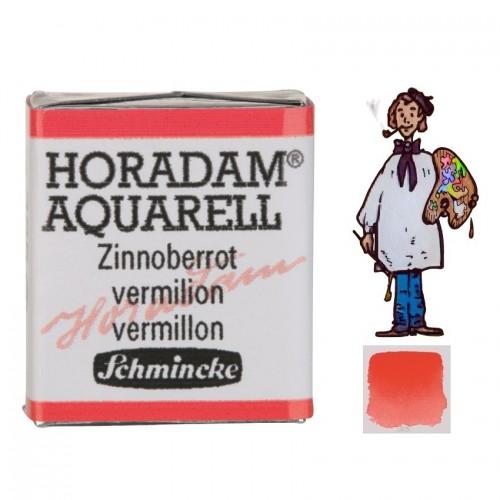 ACUARELA Horadam ½ Godet BERMELLÓN S3. - 365