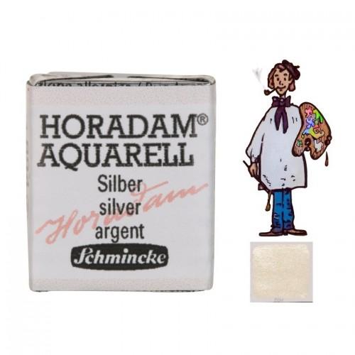 ACUARELA Horadam ½ Godet PLATA S2. - 894
