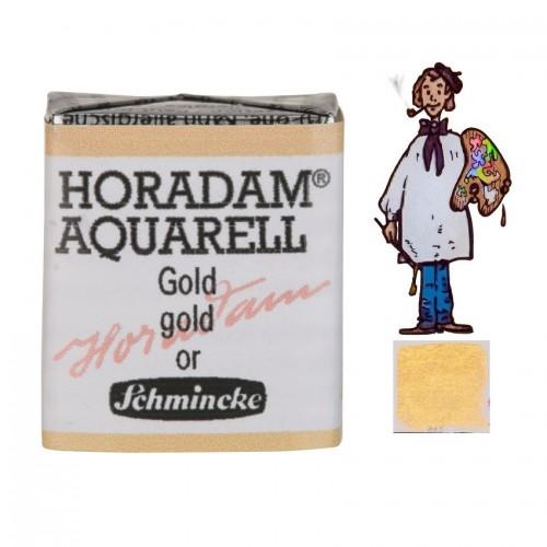 ACUARELA Horadam ½ Godet ORO S2. - 893