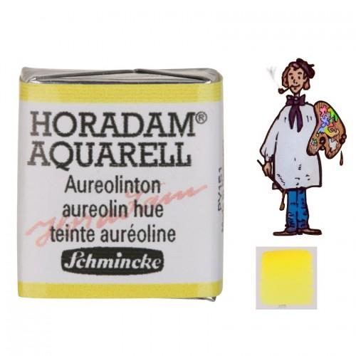 ACUARELA Horadam ½ Godet AMARILLO AUREOLINA MODERNO S3. - 208