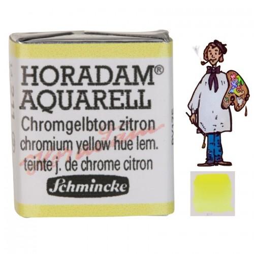 ACUARELA Horadam ½ Godet AMARILLO DE CR. LIMÓN S2. - 211