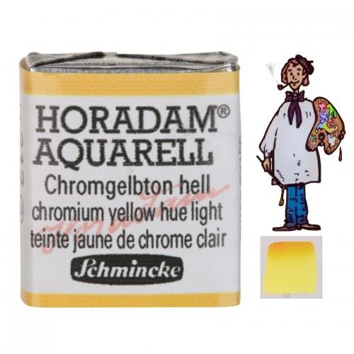 ACUARELA Horadam ½ Godet AMARILLO DE CRO. CLARO S2. - 212