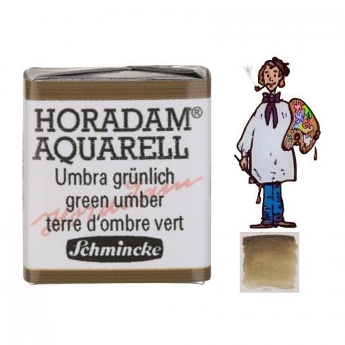 ACUARELA Horadam ½ Godet  OCRE AMARILLO S1. - 655