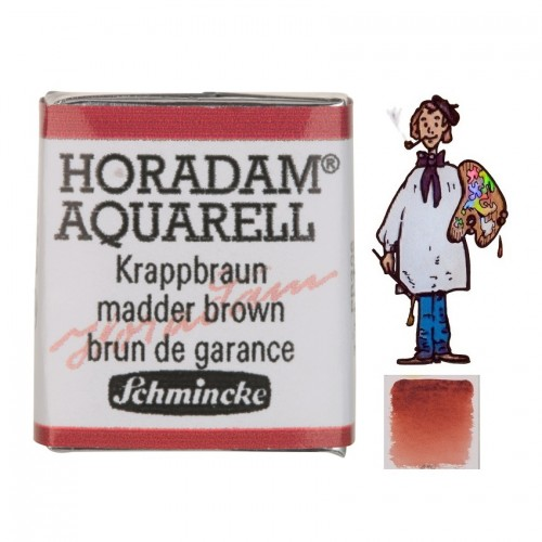 ACUARELA Horadam ½ Godet  PADO DE GARANZA S2. - 670