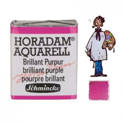 ACUARELA Horadam ½ Godet  PÚRPURA BRILLANTE S2. - 930