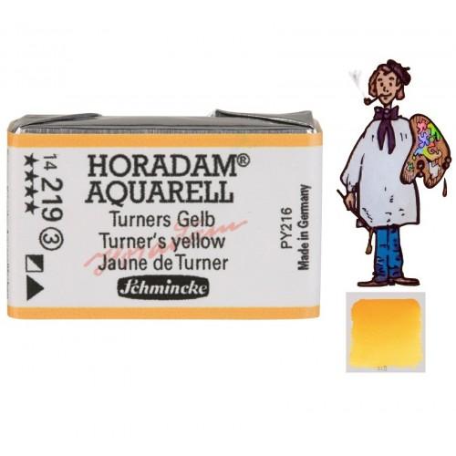 ACUARELA Horadam Godet  AMARILLO DE TURNER  S3.- 218