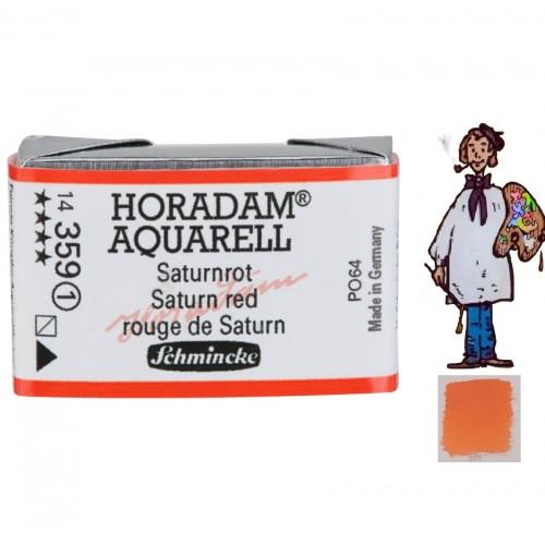 ACUARELA Horadam Godet ROJO DE SATURNO S1.-359