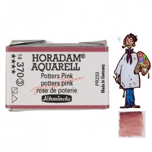 ACUARELA Horadam Godet  ROSA DE POTTER S3,- 370
