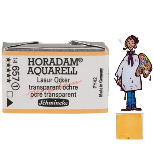 ACUARELA Horadam Godet   OCRE TRANSPARENTE S1. - 657