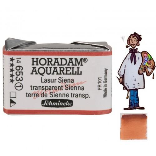 ACUARELA Horadam Godet  TIERRA TRANSPARENTE  S1.- 653