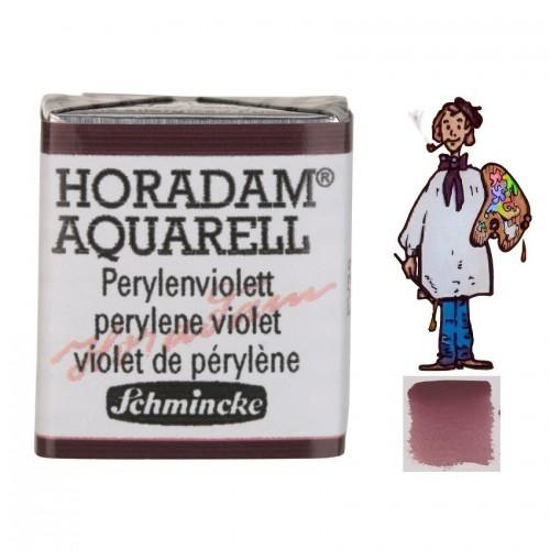 ACUARELA Horadam ½ Godet VIOLETA DE PERILENO S2.- 371