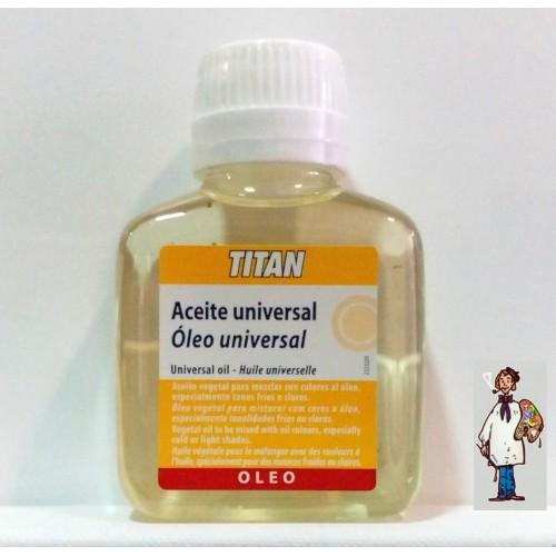 ACEITE UNIVERSAL TITAN 100ml