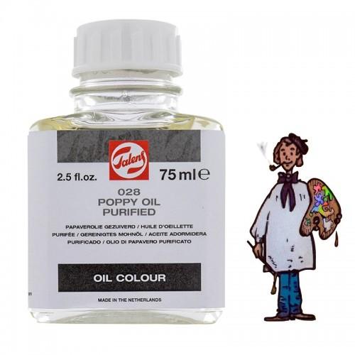 Talens aceite de adormidera 028 - 75ml