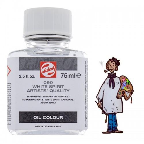 Talens White Spirit 090 - 75 ml.