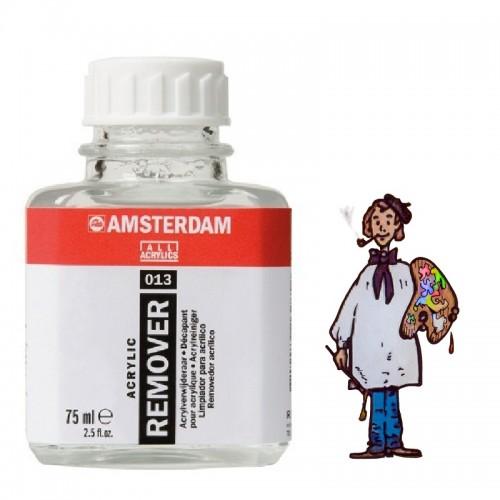 Amsterdam limpiador para acrílico 013 - 75ml