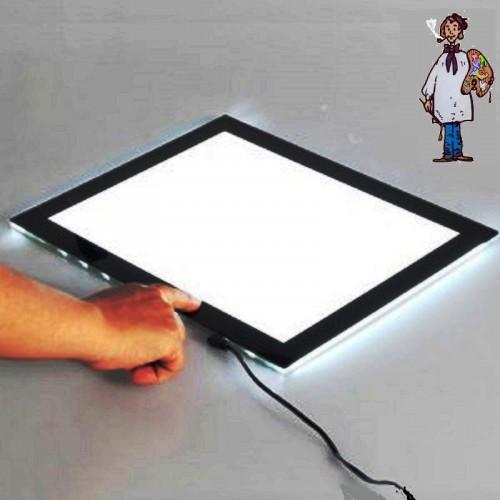 Pantalla de luz LED A3