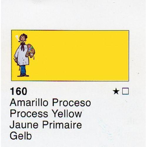 Acuarela liquida Vallejo 32 ml AMARILO PROCESO