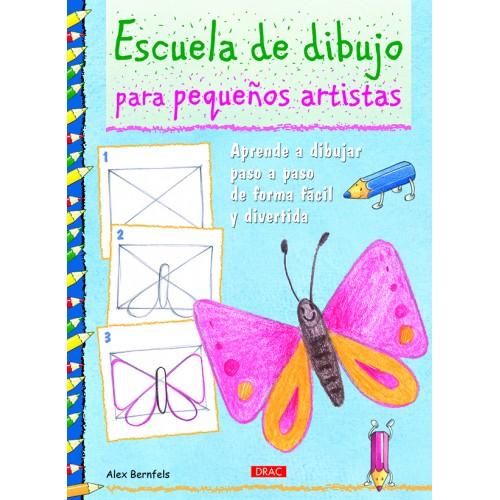 ESCUELA DE DIBUJO PARA PEQUEÑOS ARTISTAS - DRAC