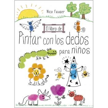 EL LIBRO DE PINTAR CON LOS DEDOS PARA NIÑOS