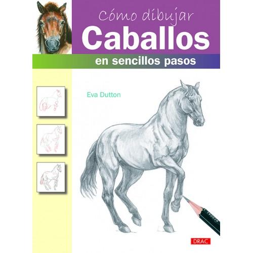 Cómo dibujar caballos en sencillos pasos