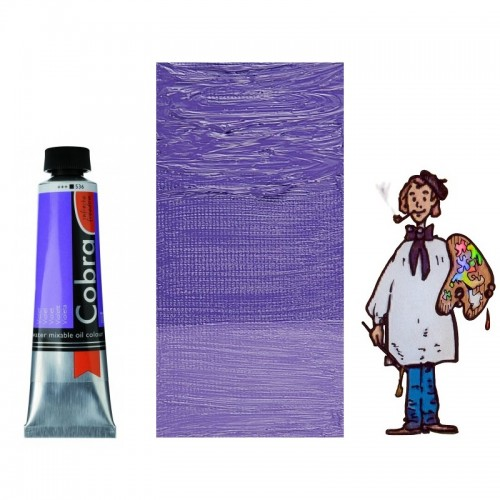 Cobra Artist 40ML VIOLETA 536 - S3