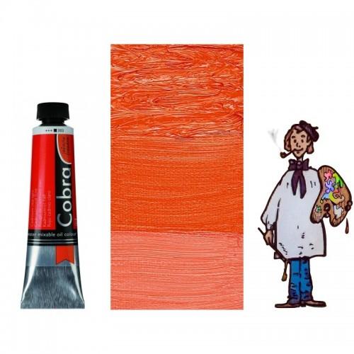 Cobra Artist 40ML ROJO CADMIO CLARO 303 - S4