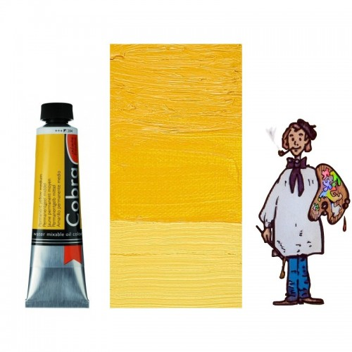 Cobra Artist 40ML AMARILLO PERMANENTE MEDIO 284 - S2