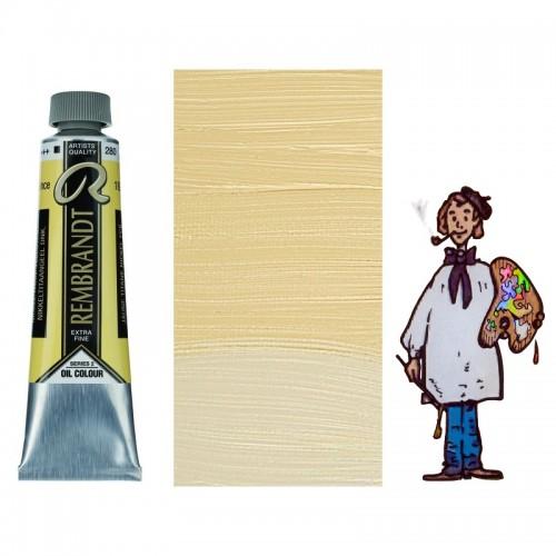 Rembrandt óleo 40ml - AMARILLO NIQUEL TITANIO OSCURO 280 s2 - O