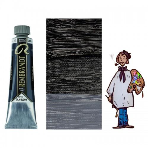 Rembrandt óleo 40ml - GRIS PAYNE 708 s1 - S/O