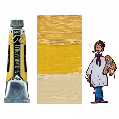 Rembrandt óleo 40ml - ORO CLARO 802 s3 - S/O
