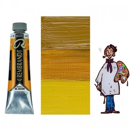 Rembrandt óleo 40ml - AUREOLINA 242 s4 - S/T