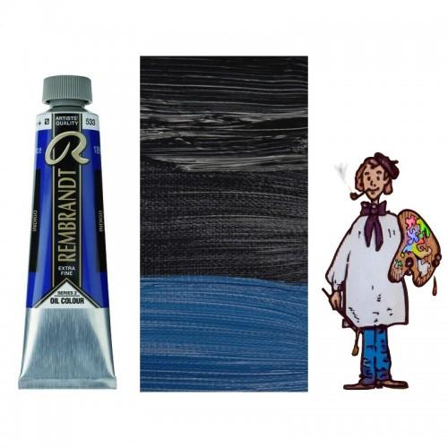 Rembrandt óleo 40ml - ÍNDIGO 533 s2 - S/T