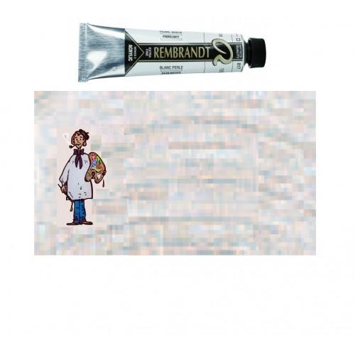 Acrílico Rembrandt BLANCO PERLA 817 40ml – s2
