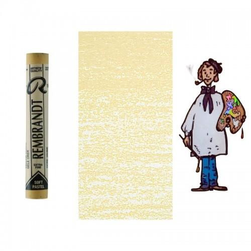 Pastel Rembrandt OCRE AMARILLO 227.7