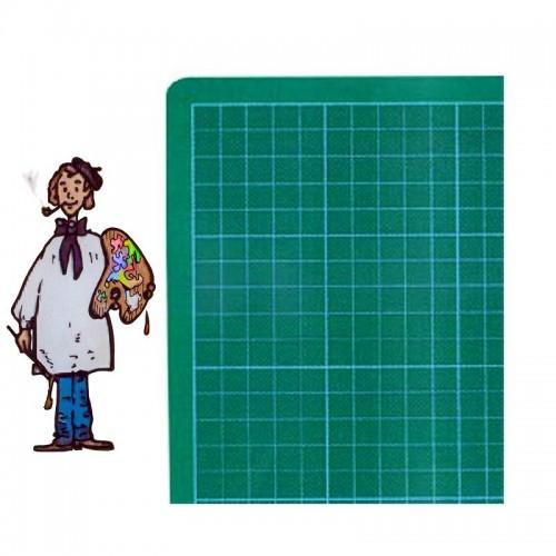 Plancha de corte 60 X 45cm X 3 mm- Verde