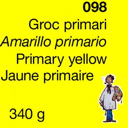 PIGMENTO DALBE 340gr - AMARILLO PRIMARIO