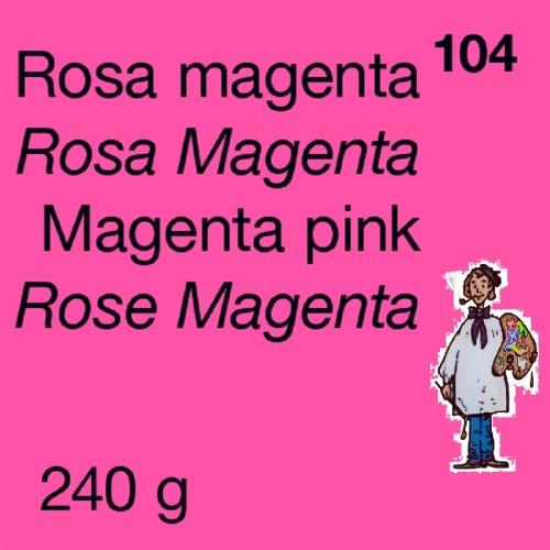 PIGMENTO DALBE 240gr - ROSA MAGENTA