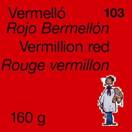 PIGMENTO DALBE 160gr - BERMELLÓN