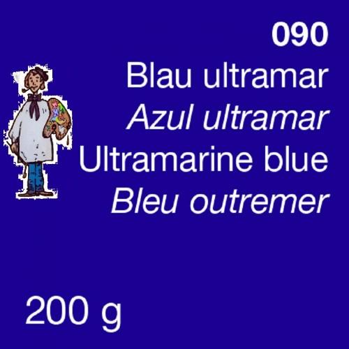 PIGMENTO DALBE 200gr- AZUL ULTRAMAR