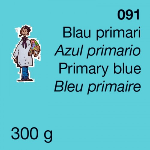 PIGMENTO DALBE 300gr - AZUL PRIMARIO