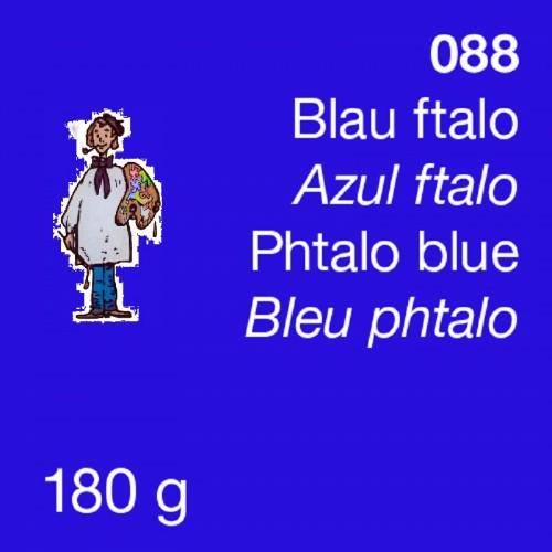 PIGMENTO DALBE 180gr - AZUL PHTALO