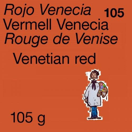PIGMENTO DALBE 280gr - ROJO VENECIA
