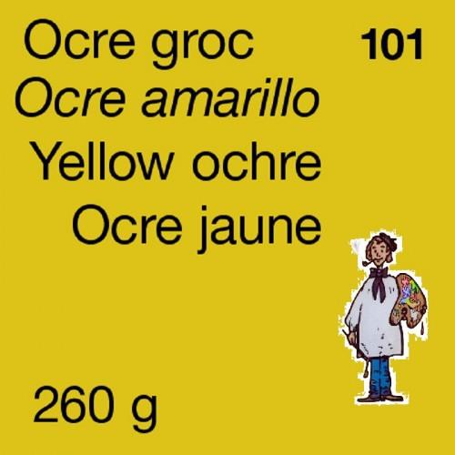 PIGMENTO DALBE 260gr - OCRE AMARILLO